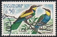 France SG1505 1960 Nature Protection 50c good/fine used